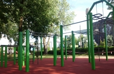 Plac Street Workout