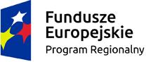 Logotyp 'Program Regionalny Narodowa Strategia Spójności'